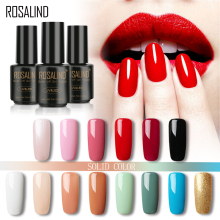 ROSALIND 7ML Gel for nail extensions 01-30 Nail Art Gel Nail Polish Nail Gel Polish Nail Art UV LED Soak-off Gel Primer