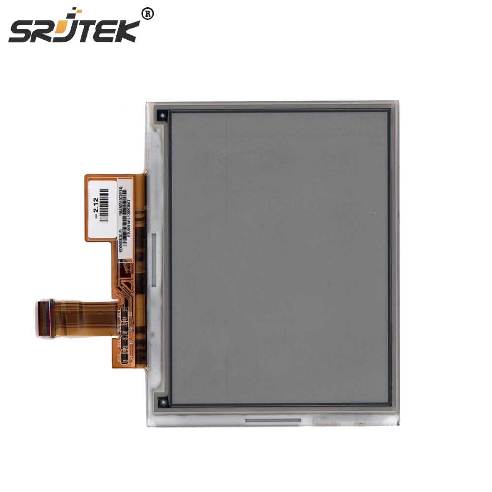 Srjtek Tested New PVI 5 inch for ED050SU3 Ebook E ink display For E-Readers LCD Display Screen Replacement <br>