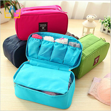 New Waterproof Brand Travel Storage Bag Set For Underclothes Tidy Organizer Pouch Suitcase Home Closet Divider container  FH147