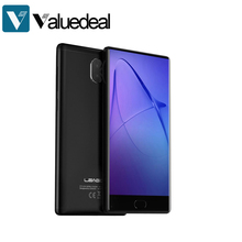 Original Leagoo KIICAA MIX 5.5 Inch FHD Smartphone 3GB 32GB MT6750T Octa Core Dual Rear camera Android 7.0 mobile phone(China)