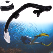 Swimming Snorkel Diving Snorkeling Equipment Silicone Breathing Tube Set Silicone Swimming Diving Breathing Tube Pool Equipment