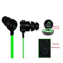 Best Quality Hot Selling Gaming Earphone V2 Headset with Microphone Noise Isolation Stereo Deep Bass for Mobile Phone PC Gamer