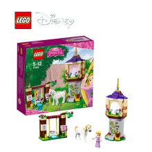 Lego disney princess building bricks toy Rapunzel's Best Day Ever Building blocks Toy for children LEGC41065