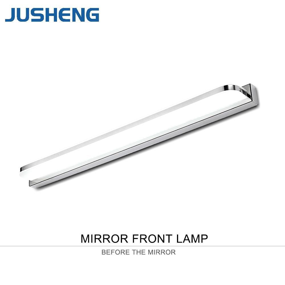JUSHENG Modern Decoration LED Wall Light Lamps 9W 42cm Bathroom Sconces Lights 85-265V AC