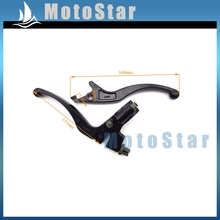 Alloy Handle Brake Clutch Levers For Pit  Trail Dirt Bike Motorcycle CRF KLX TTR YCF GPX SSR Thumpstar Lifan YX Kayo BSE