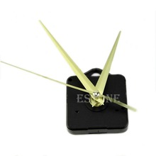 Quartz Clock Movement Mechanism Hands DIY Repair Parts Kit(China)