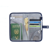 Travel Passport Bag Cover Wallet Multifunction Credit Card Package ID Holder Storage Organizer Clutch Money Bag Travel Bags