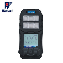 Harwest SMART interchangeable sensor module detecting 6 gases E6000 Portable Multi Gas Detector(China)