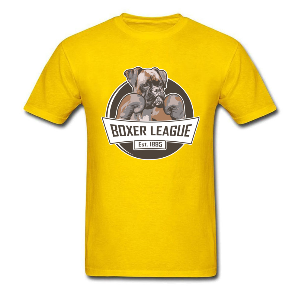 Boxer League_yellow