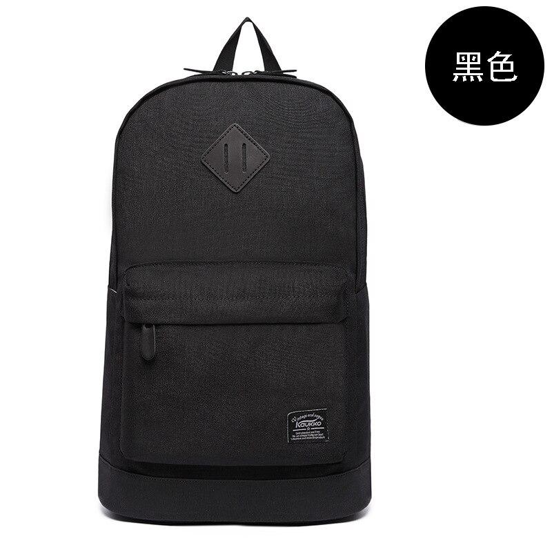Black Grey Knapsack Kanken Mochila Backpack Men School Bags Female Travel Bag College Student 14 Inch Notebook Computer Bolsa<br>
