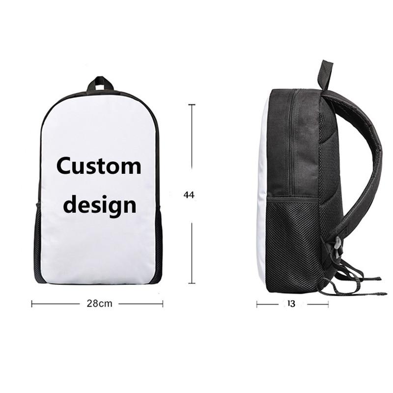 C bag Noisydesigns-Black-Logang-Logo-Logan-Paul-Children-School-Bags-for-Teen-Boy-Girls-Students-Pencil-Bag