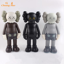 16 Inch Originalfake Kaws Dissected Companion Art Toys PVC Action Figure Collectible Model Toy A116
