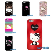 For Xiaomi Redmi 3 3S Pro Mi3 Mi4 Mi4C Mi5S Note 2 4 Cute Hello Kitty Minnie Cartoon Cat Soft Silicone Cell Phone Case