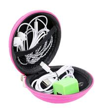 Headphone  Box Data Cable Line Case Lead Wire Multifunction Storage Container For Jewelry Container Organizer Coin Purse Box