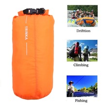 8L Swimming Bags Waterproof Dry Bag Storage Dry Pouch Handbag Portable Travel Kit for Beach Kayak Rafting Camping