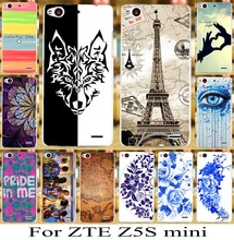 Soft TPU Hard plastic cases For Zte Nubia Z5s Mini Cover Skin Shell Cool Phone Case Best Quality Cell Bag Hard Plastic Back