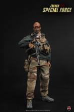 "1/6 scale Military figure doll French Special Forces 12"" Action Figure Doll Collectible Figure soldiers Plastic Model Toys"