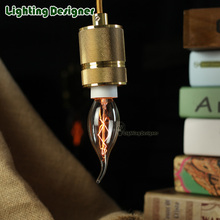 Buy 10pcs packed C35 tail Edison bulb candle light bulb 220V E14S 40W decor bulb crystal light bulb for $19.90 in AliExpress store