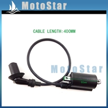 Ignition Coil For GY6 XV250 Baja Linhai 260cc 300cc Engine Scooter ATV Quad 4 Wheeler Moped