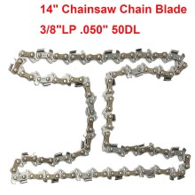 "Buy 14"" Chainsaw Chain Blade 3/8""LP Sharp Blade Quickly Cut Wood Stihl 009 010 017 019 023 MS170 MS180 50 Drive Pitch: 3/8"" for $5.66 in AliExpress store"