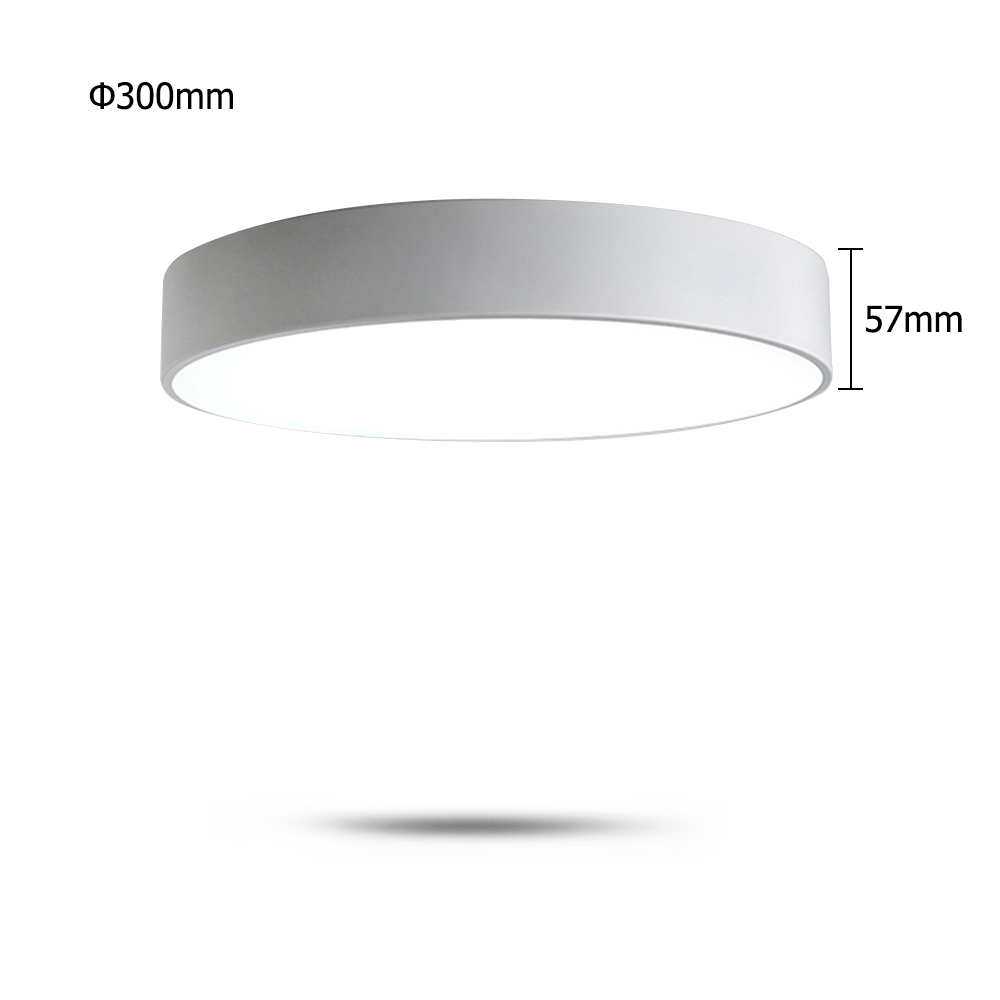 White-Round-Ceiling-Lamp-Size-1