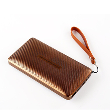 Wallet Bluetooth Speaker Portable Mini Computer Power Bank Loudspeaker Rechargeable Battery Charger for all Mobile Phones