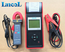 Lancol MICRO-768A 12V Digital Car Battery Load Tester for Vehicle Repair Shop Battery Analyzer(China)