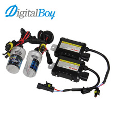 Buy Digitalboy 12V 55W Slim Ballast Block HID kit 12V H1 H3 H7 H8 H9 H11 9005 HB3 9006 HB4 880 881 HID Xenon Bulb Car Headlight Lamp for $19.98 in AliExpress store