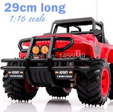 1:16 RC Car Drift Super Big Remote Control Car Road Vehicle SUV Jeep Vehicle 1/16 Radio Control Car Child High Simulation Toy