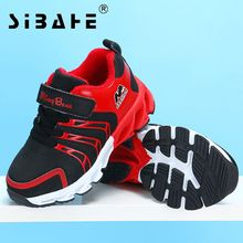 Buy Sibahe Kids Sneakers Boys Girls Breathable Running Shoes Spring Autumn Teenager Training Sport Shoes 3-11 year old size 27-37 for $13.88 in AliExpress store