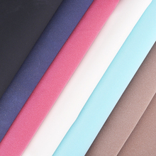 100*137cm cashmere goat PU leather fabric furniture artificial faux leather fabric DIY sofa bags belt shoes sewing material Leer