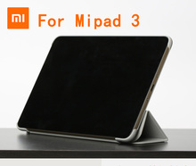 Original Xiaomi Mi Pad 3 Case Leather Smart Cover Ultra Thin and High Quality with Tablet PC Holder For Xiaomi MI Pad 3 MiPad 3