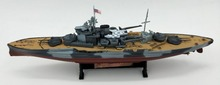 1:1000 British navy HMS Warspite battleship Alloy warship model Collection model(China)