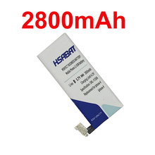 HSABAT 2800mAh Battery for iPhone 4 Battery Use for iPhone4 Battery for iPhone 4g Battery free Shipping