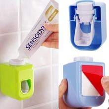 1pcs Toothpaste Dispenser Auto Automatic Squeezer Toothpaste Dispenser Drop Shipping(China)