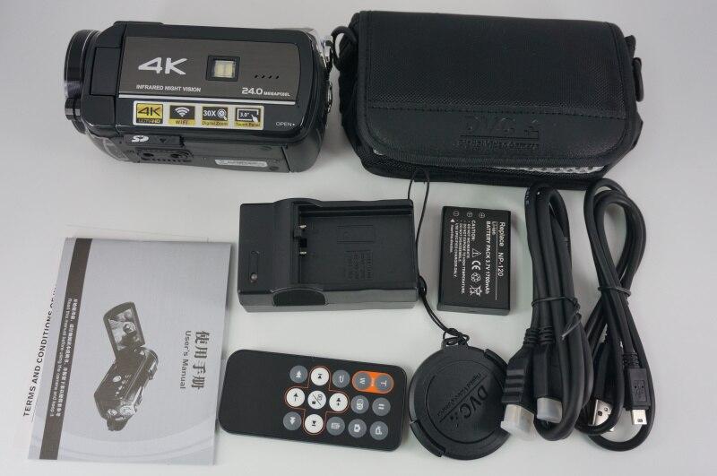 AC camera standard