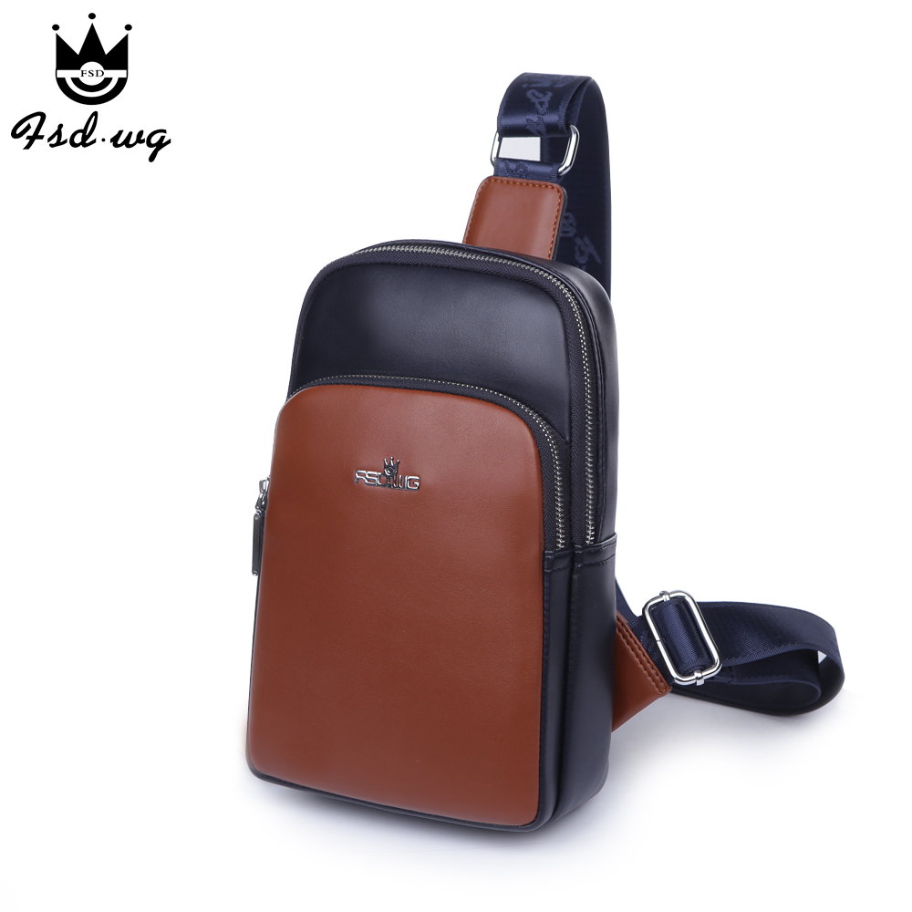 new shoulder bags panelled bolsas famous brand  mens Casual mens crossbody bag men Satchels Travel<br><br>Aliexpress