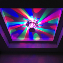LED ceiling lamp corridor light porch lamp colorful background LED ceiling lamp