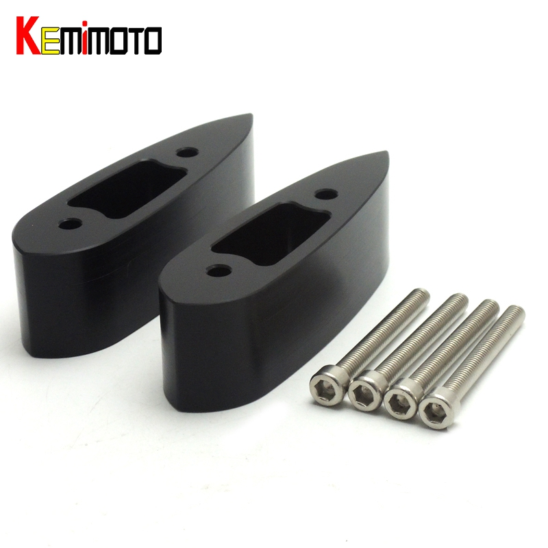 1.25 (32mm) YZF R25 R3 Motorcycle Mirror Riser Extension Adapter Adaptor Kit for Yamaha YZF-R3 YZF-R25 2015 2017 100% Brand New<br><br>Aliexpress