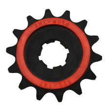 Motorcycle Parts 14T Front Sprocket for YAMAHA YZ250 YZ 250 1981-1998 Small Gear Fit 520 Chain