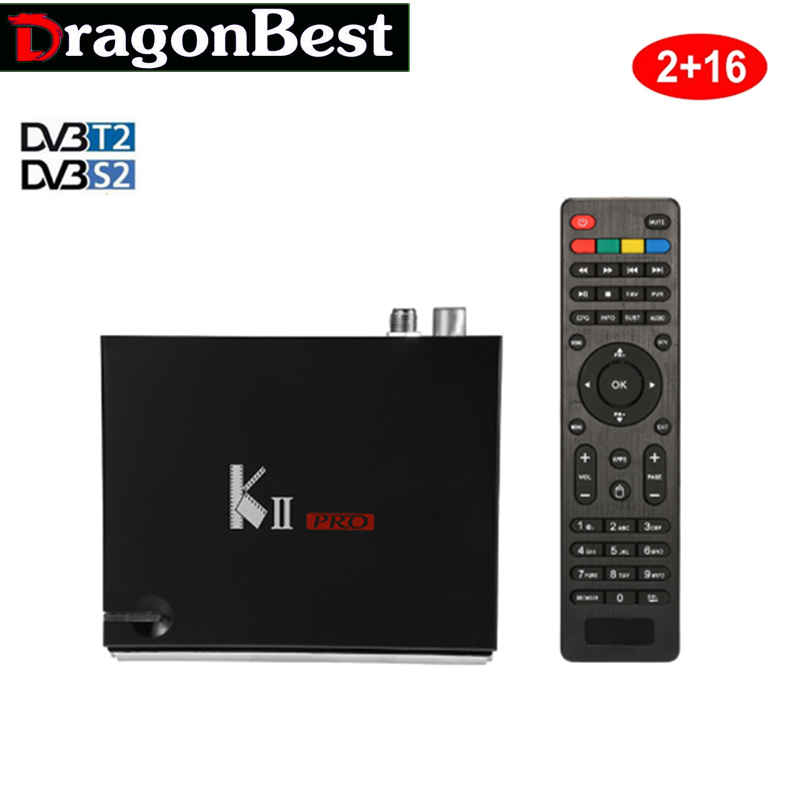 KII PRO S905 DVB Android 5.1.1 OS Amlogic S905 Quad-core 64-bit TV Box Support DVB-T2&amp;S2  with mx3 air mouse <br><br>Aliexpress