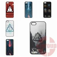 For HTC One X S M7 M8 Mini M9 Plus A9 Desire 816 820 826 Custom HARRY POTTER - Deathly Hallows Cell Phone Case Cover