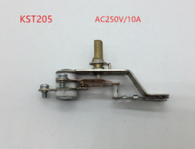 KT300 thermostat on - off for flat iron,TDS  AC250V/10A, ironing machine parts 7250