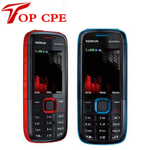 free shipping Refurbished Nokia 5130 original unlocked qual band mobile phone with multi-languages(China)