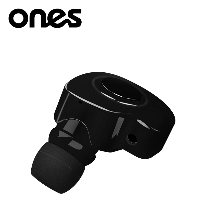 2017 New Earring Design Noise Cancelling Mini Bluetooth Headset V4.1 Portable Wireless Earphone with Microphone for Mobile Phone<br><br>Aliexpress