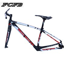 Buy 2017 FCFB MTB carbon frame15/17/19/21inch bicycle 27er 29er carbon frame carbon mountain bike frame disc carbon mtb frame PF30 for $370.23 in AliExpress store