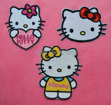 hello kitty iron on patches,Sew on applique,Wholesale,Brand New