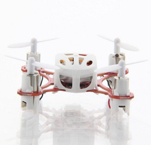 Mini quadcopter 6 Axis Gyro 4CH 2.4GHz rc helicopter drone Remote Control Cheerson CX-11 quadrocopter Toys(China)