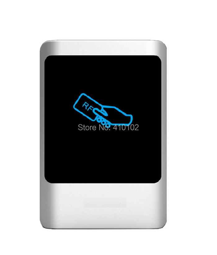 IP65 125Khz Id EM Card Access Controller Waterproof Metal Access Control with 10 piece card<br>