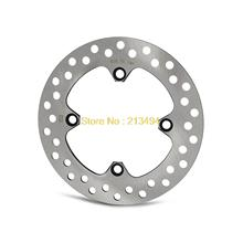 New Motorcycle Rear Rotor Brake Disc For Kawasaki Suzuki 400CC Honda CBR 125 XR 250 XR 400 600(China)